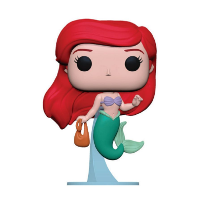 La Sirenita POP Ariel with Bag | Double Project