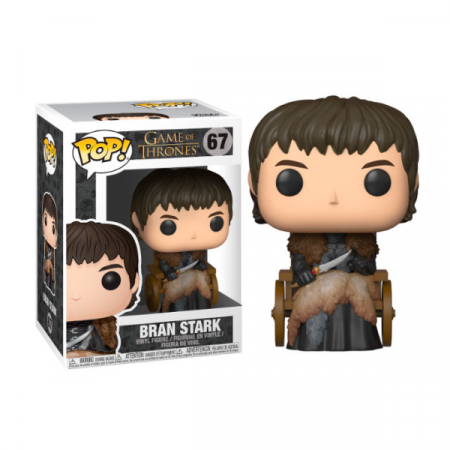 Juego de Tronos POP Bran Stark | Double Project