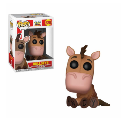 Toy Story POP Bullseye | Double Project