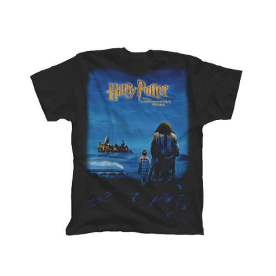 Harry Potter Camiseta Harry Potter y la piedra filosofal | Double Project