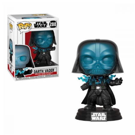 Star Wars POP Electrocuted Darth Vader | Double Project