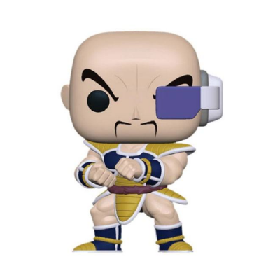 Dragon Ball Z POP Nappa | Double Project