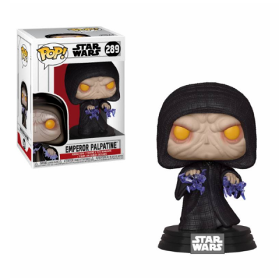Star Wars POP Emperor Palpatine | Double Project
