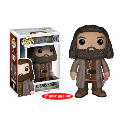Harry Potter POP Rubeus Hagrid Super Sized | Double Project