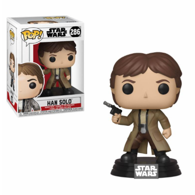 Star Wars POP Endor Han Solo - Double Project