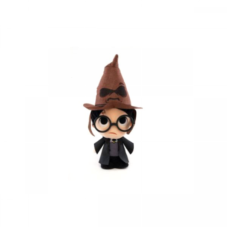 Peluche Super Cute Harry With Sorting Hat | Double Project