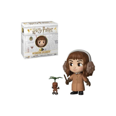 Harry Potter 5 star Hermione Herbology | Double Project