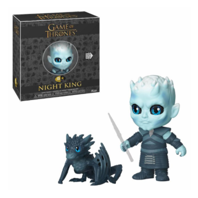 Juego de Tronos 5 Star Night King | Double Project