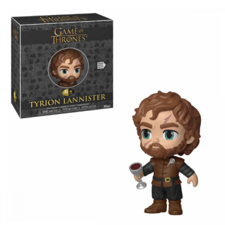 Juego de Tronos 5 Star Tyrion Lannister | Double Project