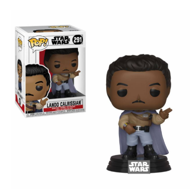 Star Wars POP General Lando | Double Project