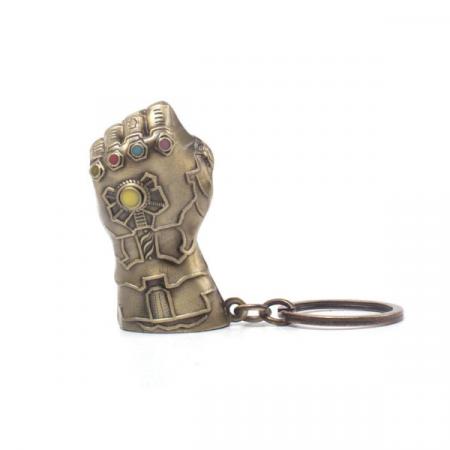 Vengadores Infinity War Llavero metálico Thanos   Double Project