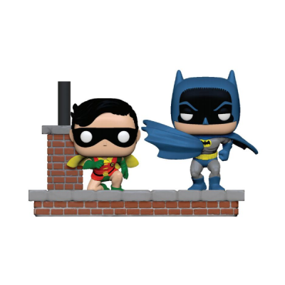 Batman 80Th POP Moment Look Batman & Robin (1964) | Double Project