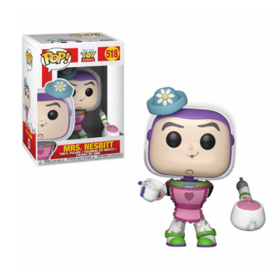 Toy Story POP Mrs. Nesbitt | Double Project