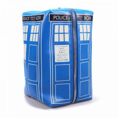 Doctor Who Neceser Tardis | Double Project