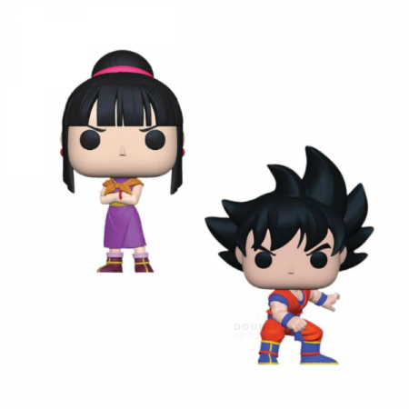 Dragon Ball Z Pack Chi Chi & Goku | Double Project