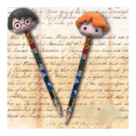 Harry Potter pack de 2 lápices con goma | Double Project