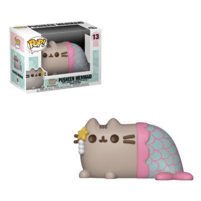 Pusheen POP Pusheen Mermaid | Double Project