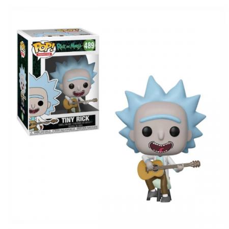 Rick & morty POP Tiny Rick | Double Project