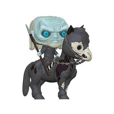 Juego de Tronos POP Ride White Walker on Horse | Double Project