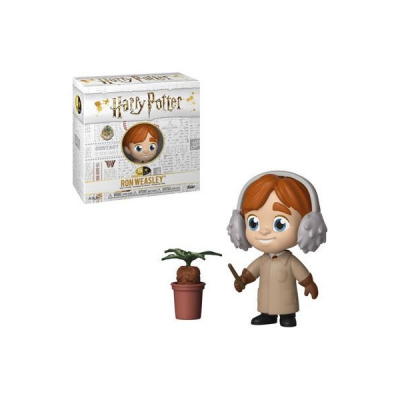 Harry Potter 5 star Ron Weasly Herbology - Double Project