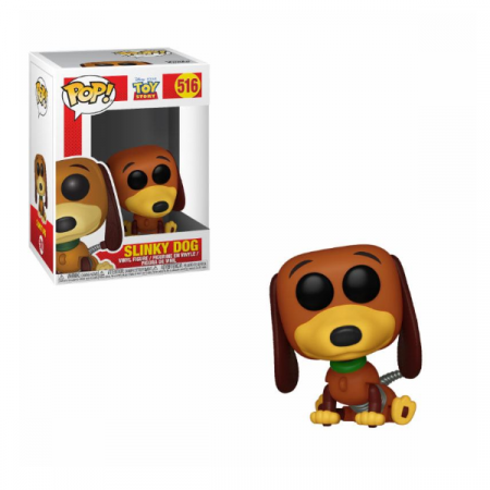 Toy Story POP Slinky Dog | Double Project