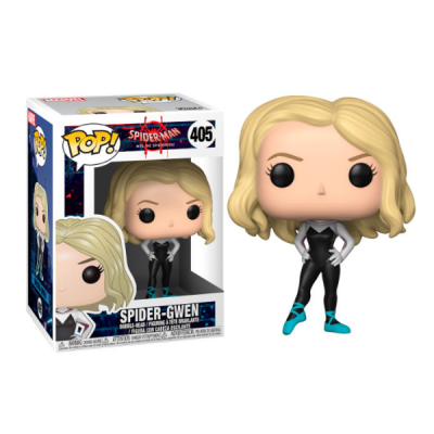 Spider-man Into the Spiderverse POP Spider-Gwen