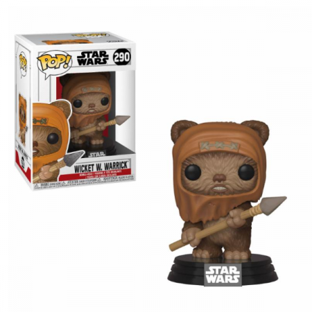 Star Wars POP Wicket W. Warrick | Double Project