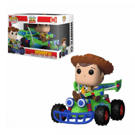 Toy Story POP Woody & RC | Double Project