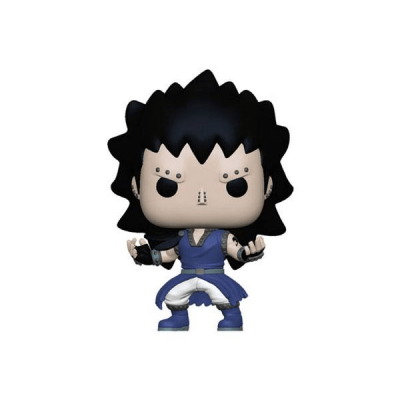 Fairy Tail POP Gajeel | Double Project