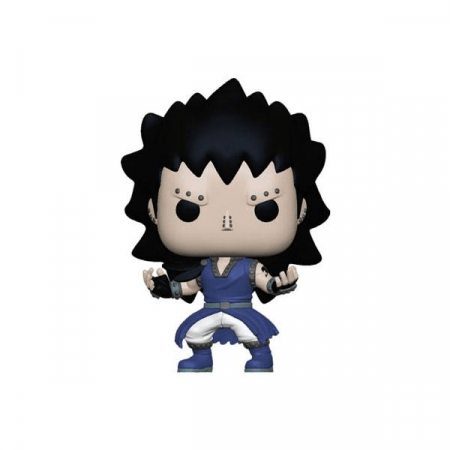 Fairy Tail Funko POP Gajeel | Double Project