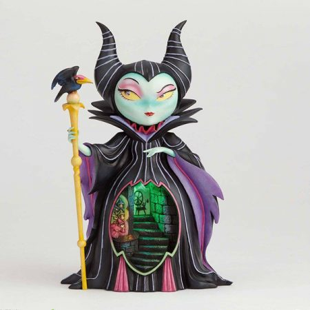 The World of Miss Mindy Presents Disney Figura Maléfica con luz | Double Project
