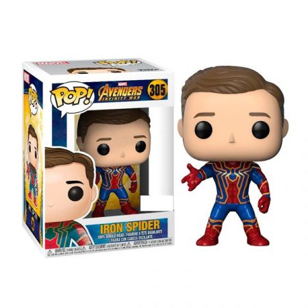 Marvel POP Avengers Infinity War Iron Spider Exclusive | Double Project