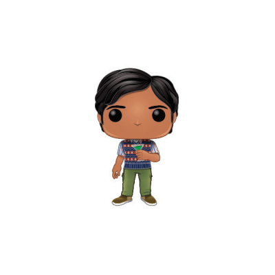 The Big Bang Theory POP Raj | Double Project