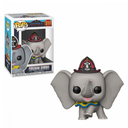 Dumbo POP Fireman Dumbo Disney | Double Project