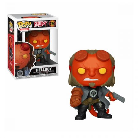 Hellboy POP Hellboy with BPRD | Double Project