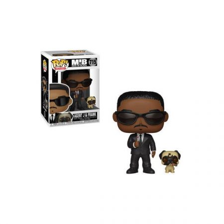 Men in black POP Agent J & Frank | Double Project