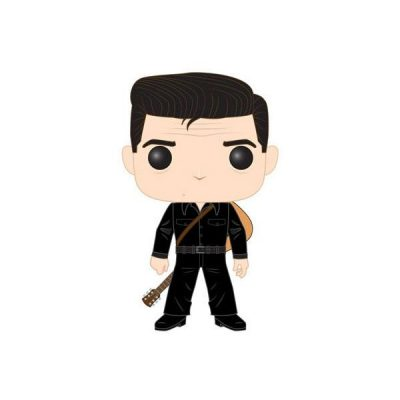 Johnny Cash POP Rocks Johnny Cash in Black | Double Project
