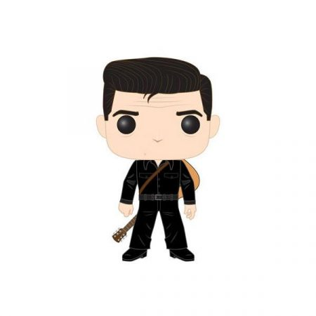 Johnny Cash POP Rocks Johnny Cash in Black | Double Project