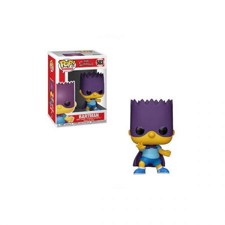 Los Simpson POP Bartman | Double Project