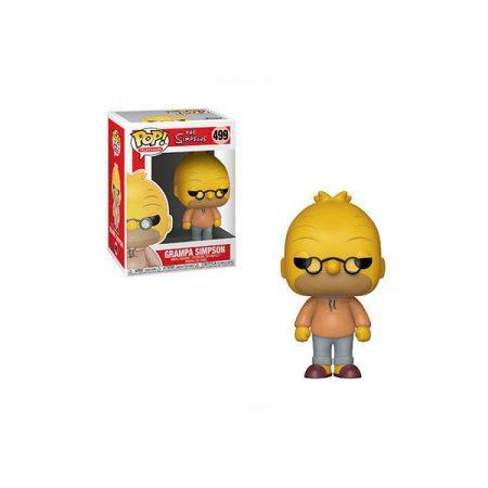 Los Simpson POP Abe Grampa Simpson | Double Project