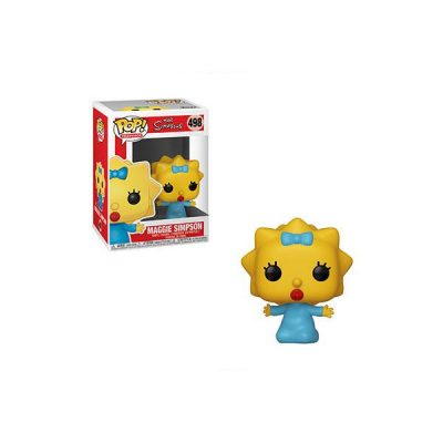 Los Simpson POP Maggie Simpson | Double Project