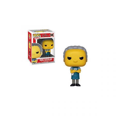 Los Simpson POP Moe | Double Project