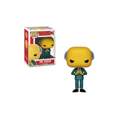 Los Simpson POP Mr. Burns | Double Project
