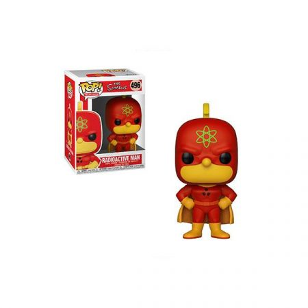 Los Simpson POP Radioactive Man | Double Project