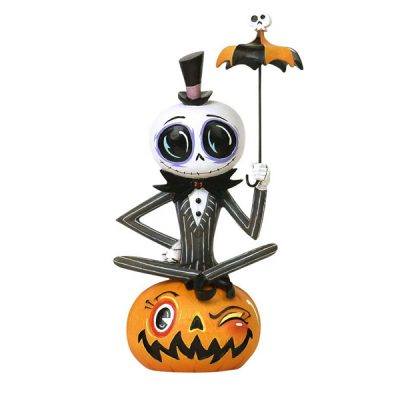 The World of Miss Mindy Presents Disney Figura Jack Skellington | Double Project