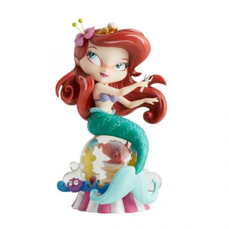 The World of Miss Mindy Presents Disney Figura Ariel La Sirenita con luz | Double Project