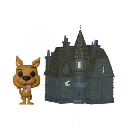 Scooby Doo POP Town Haunted Mansion | Double Project