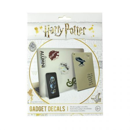 Harry Potter Set de Pegatinas vinilo eslogan | Double Project