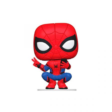 Marvel Spider-man Far From Home POP Spider-man Hero Suit | Double Project