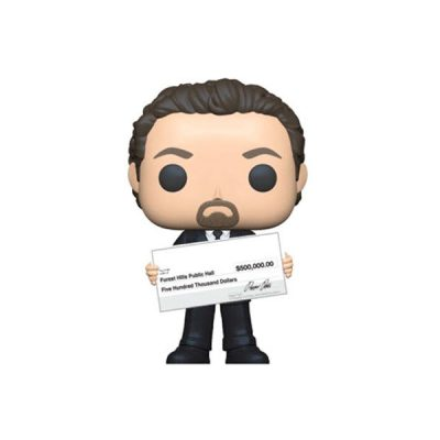 Marvel Spider-man Far From Home POP Happy Hogan | Double Project